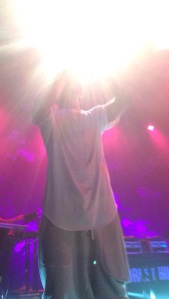 J. Cole at Gillioz Theater in Springfield, Mo on Forrest Hill Drive Tour Photo Credit Khadijah Forrest