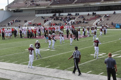 Photo Credit: Charles Pyatt - Missouri State Vs. Illinois State Homecoming Game 2015 (10/17/15)